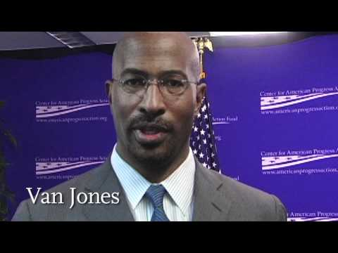 Van Jones on the American Idea