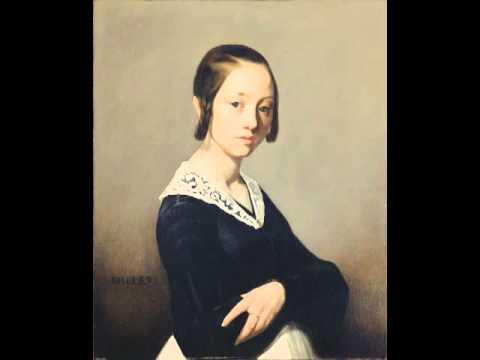 Portrait of Louise-Antoinette Feuardent, Jean-François Millet