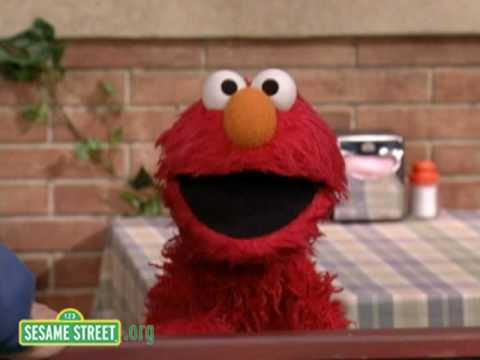 Sesame Street: Signing Exercise