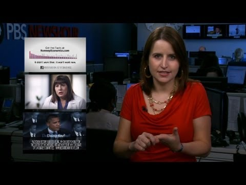 PBS NewsHour's Christina Bellantoni invites commentary on campaign ads.