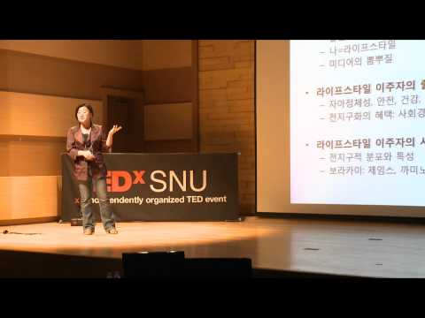 TEDxSNU - Lee, Min-young - Rethink Our Travel