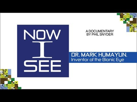 NOW I SEE -- A Documentary By Phil Snyder, MFA