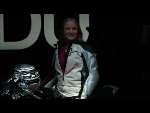 TEDxDU - Eva Hakansson - 05/13/10