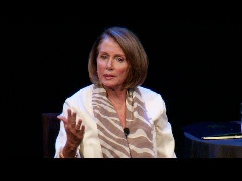 Nancy Pelosi: 'Workers Are People, Too'