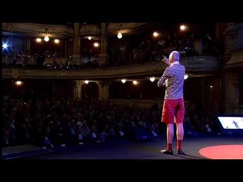 TEDxAmsterdam 2010 - Bart Koolen - 11/30/10