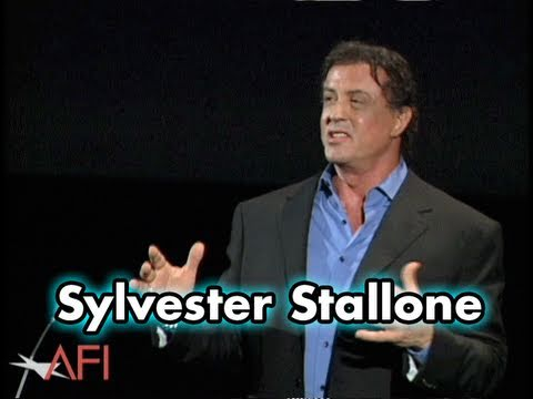 Sylvester Stallone & Talia Shire Introduce ROCKY