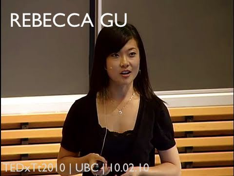 TEDxTerrytalks 2010 - Rebecca Gu - Conservation Challenges in Development.
