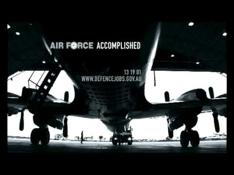RAAF - Advertising Campaign Electrical Engineers 2009