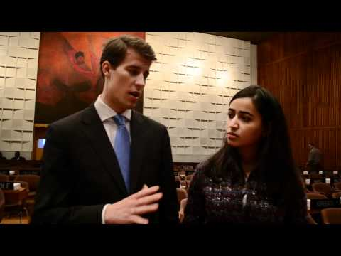 Youth Forum Report presented by Miika Tomi and Nasma Dasser Pt.1