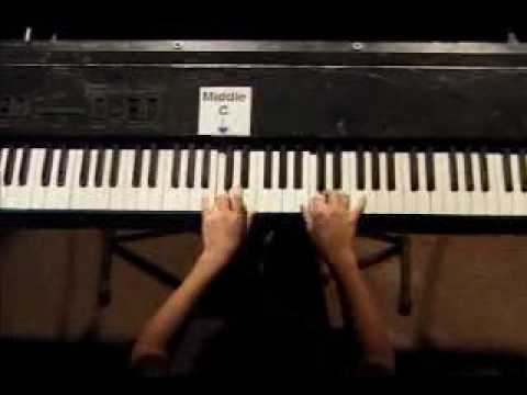 Piano Lesson - Hanon Finger Exercise #1
