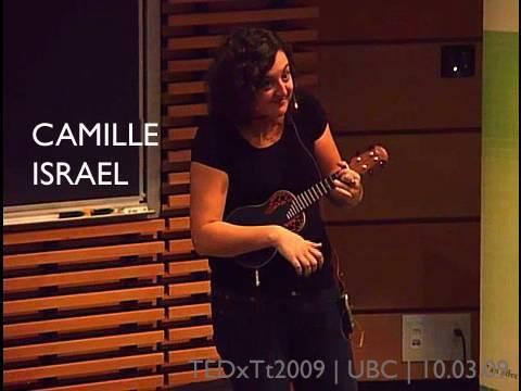 TEDxTerryTalks - Camille Israel - 10/03/09