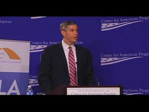Sec. Duncan on High Rate of Bullying of Asian Americans and Pacific Islanders