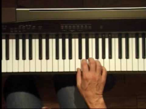 Piano Lesson - Fingering Positions
