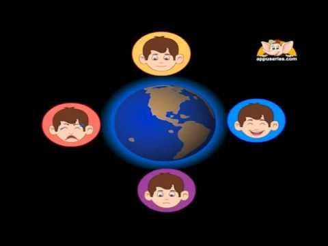Nursery Rhyme - It is a small world
