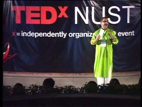 TEDxNUST - Yousuf Bashir Qureshi - Pakistan in the Fashion World