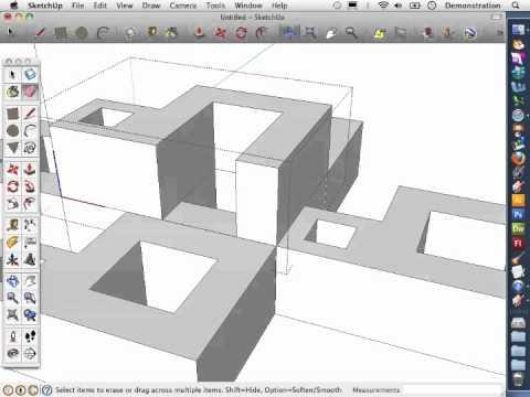 Sketch-Up Basics 10: How to make a component uniqu
