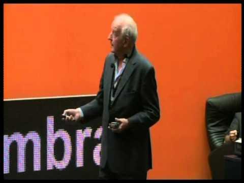 TEDxCoimbra - Stuart Holland - How to Cut the Gordian Knot on Debt