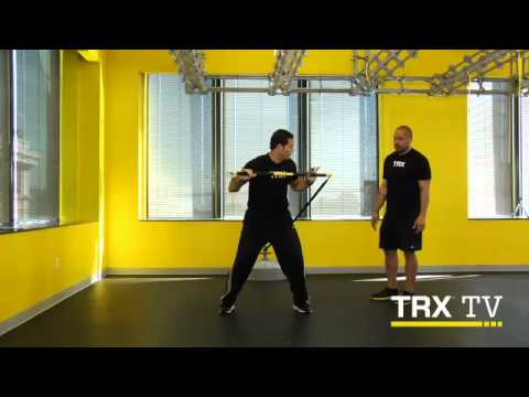 Upper & Lower Body Rip Trainer Workout: TRX TV Featured Movement Week 3