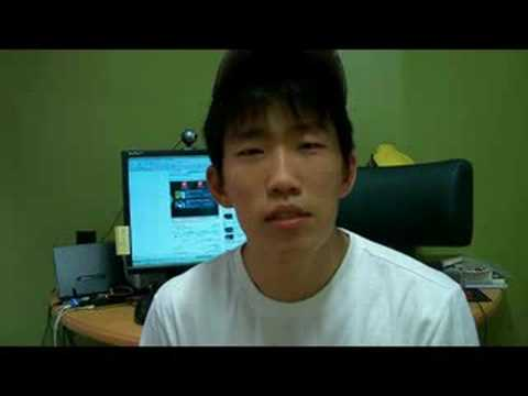 response to Max's Korean speaking practice