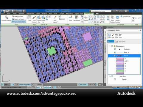 Subscription Advantage Pack Demo: FDO Provider for ArcGIS