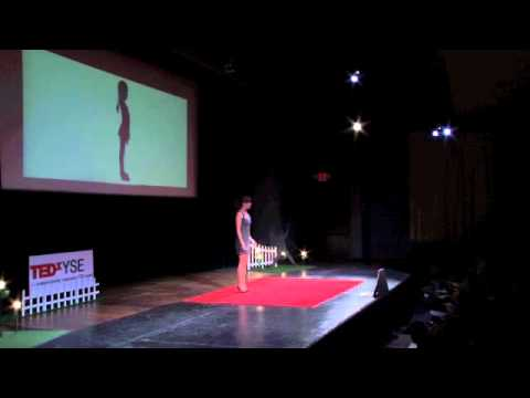 TEDxYSE - Reba Elliott - Why Words Matter