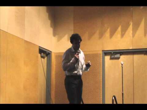 TEDxTU - Nick Reder - Business for Good