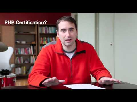 PHP Questions about Zend, Web 2.0 and Certification