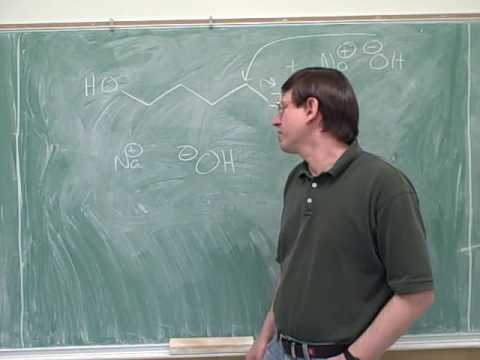 Organic chemistry: Alcohols (3)