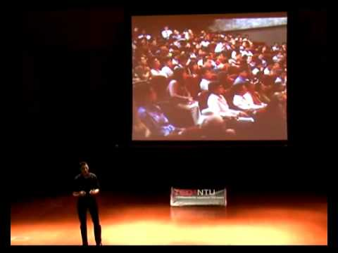 TEDxNTU - James Norris - Releasing Personal Growth