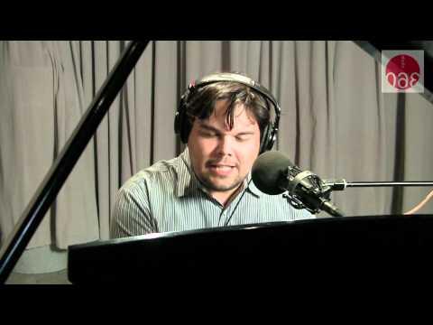 "Studio 360: Robert Lopez peforms ""I Believe"" from ""The Book of Mormon"""