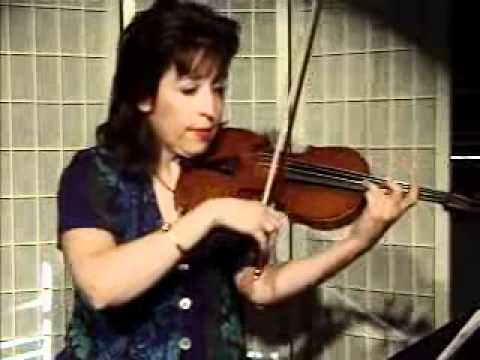 "Violin Song Demonstration - ""Meditation"" from Thais by Massenet Take 2"