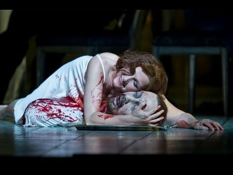 Salome The Royal Opera Trailer