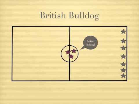 P.E. Games - British Bulldog