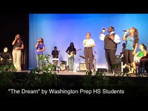 "Washington Prep HS, Prep Records, ""Changez"" performs ""The Dream"""