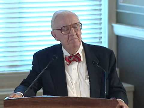 Wickersham Award: Justice John Paul Stevens