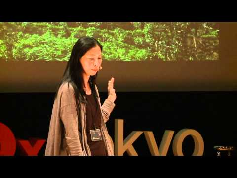 TEDxTokyo - Kaori Brand - Be Connected - [English]