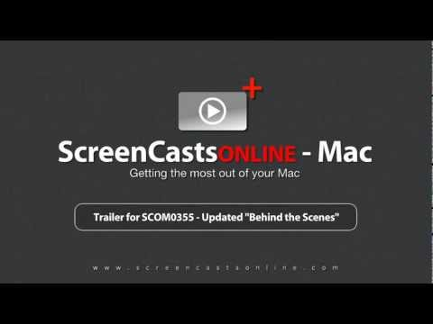 Trailer for ScreenCastsOnline Update