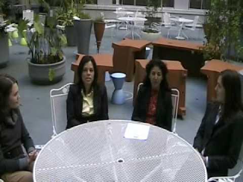 Olivia Calderon Discuss Step Up CA with Staffers