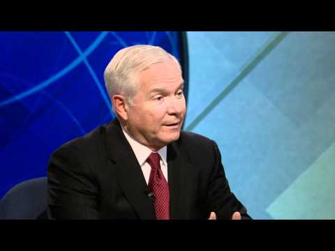 Secretary Gates on Slowing Growth Rate of Military Spending