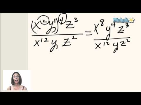 Simplifying Exponential Expressions (ex.2)