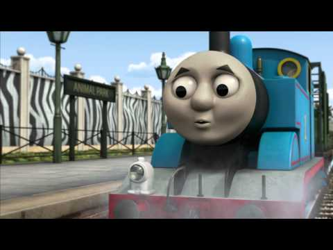 Thomas & Friends: Trouble at the Animal Park - US