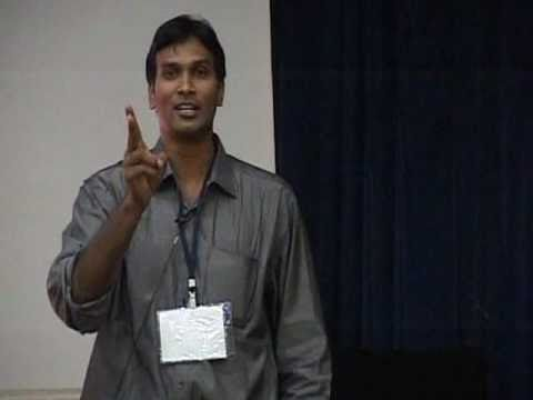 TEDxSSN - Pradeep John - My Volleyball Career