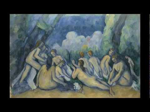 Paul Cézanne, Bathers (Les Grandes Baigneuses), c. 1894-1905