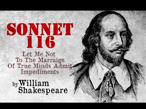 Pearls Of Wisdom - Sonnet 116 by William Shakespeare