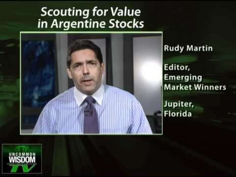 Scouting for Value in Argentine Stocks