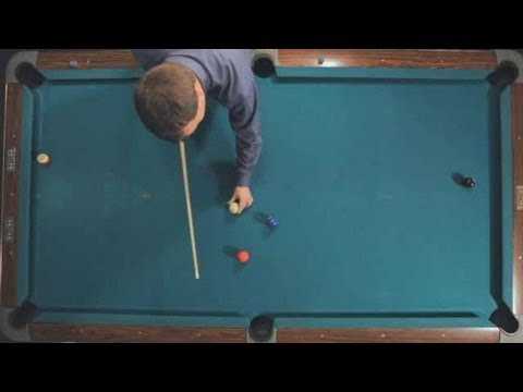 Pool Trick Shots / Fundamentals: Setting Up Your Next Shot