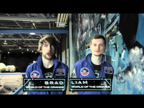 The Final Frontier - YouTube Space Lab with Liam & Brad