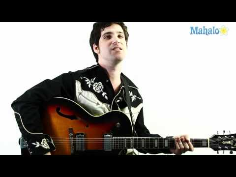 """Screen Test with Jesse Davis Teaching """"Seven Nation Army"""" by The White Stripes on Guitar"""