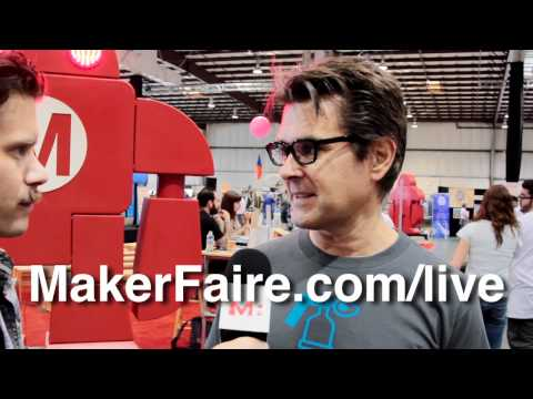 Watch Maker Faire Bay Area Live!