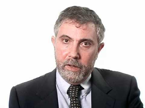 Paul Krugman on Contemporary Academia